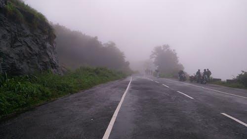 Fotos de stock gratuitas de carretera, con niebla, niebla