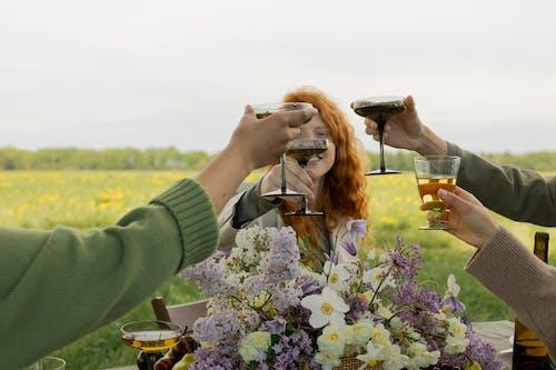Gratis stockfoto met blijdschap, Bos bloemen, buiten