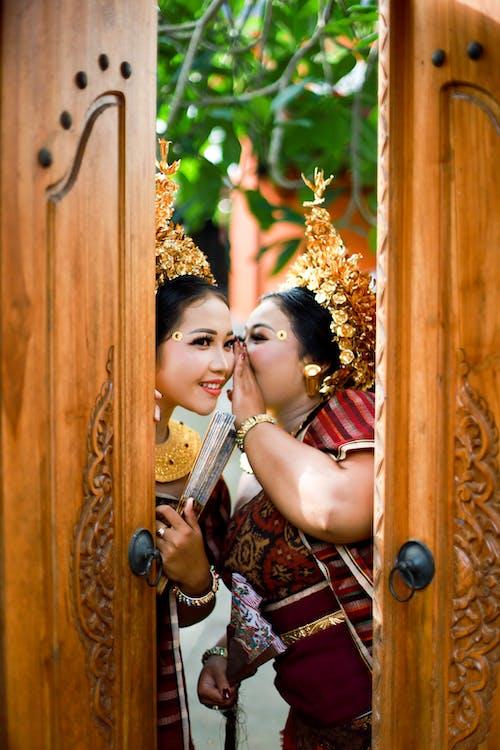 Gratis lagerfoto af asiatiske kvinder, dag, dekorativ