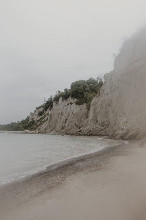 Бесплатное стоковое фото с вода, дневной свет, зима