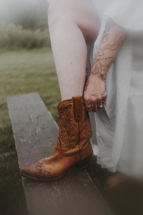 Ingyenes stockfotó álló kép, címke, cipő témában