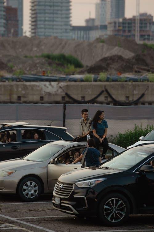 Бесплатное стоковое фото с автомобиль, Автомобильный, водитель