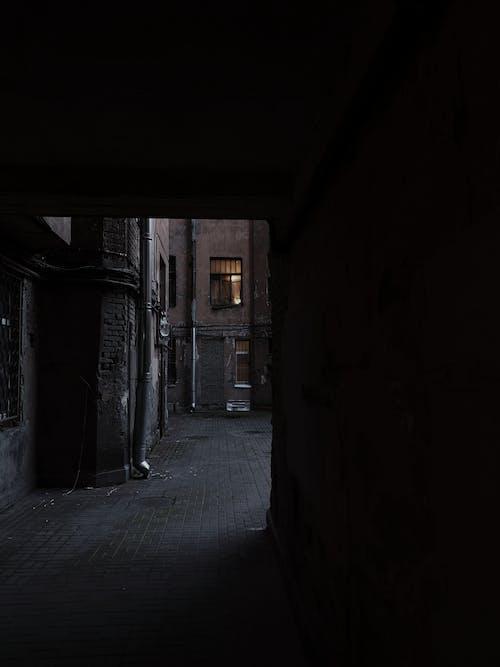 Základová fotografie zdarma na téma budovy, exteriér budovy, okno