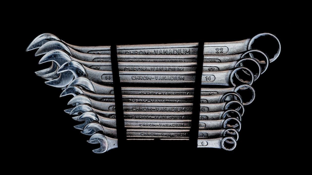 årgang, hex-nøgle, metal