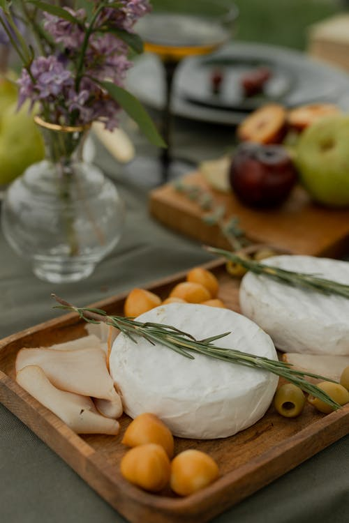 Free stock photo of cheese, cheese board, day