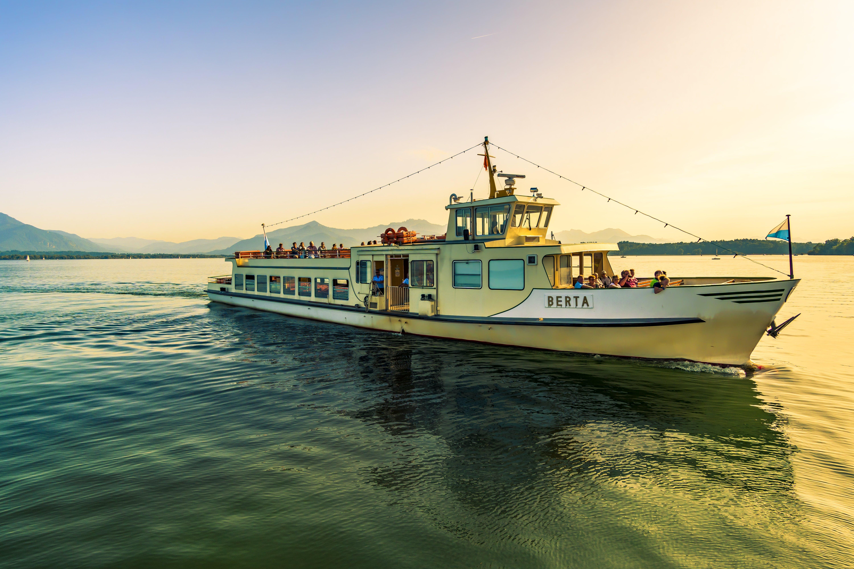 Gratis lagerfoto af båd, Bayern, chiemgau, chiemsee