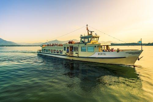 Fotobanka sbezplatnými fotkami na tému Bavorsko, chiemgau, chiemsee, loď