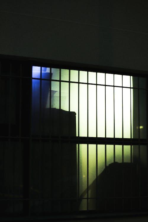açık, arkadan aydınlatılmış, bina içeren Ücretsiz stok fotoğraf