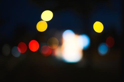 açık, aydınlatılmış, belli belirsiz içeren Ücretsiz stok fotoğraf