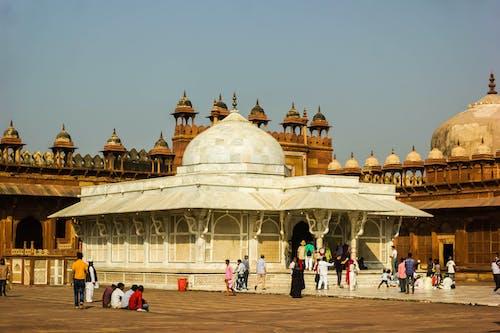Free stock photo of buland dawaza, chisti tomb, dargah