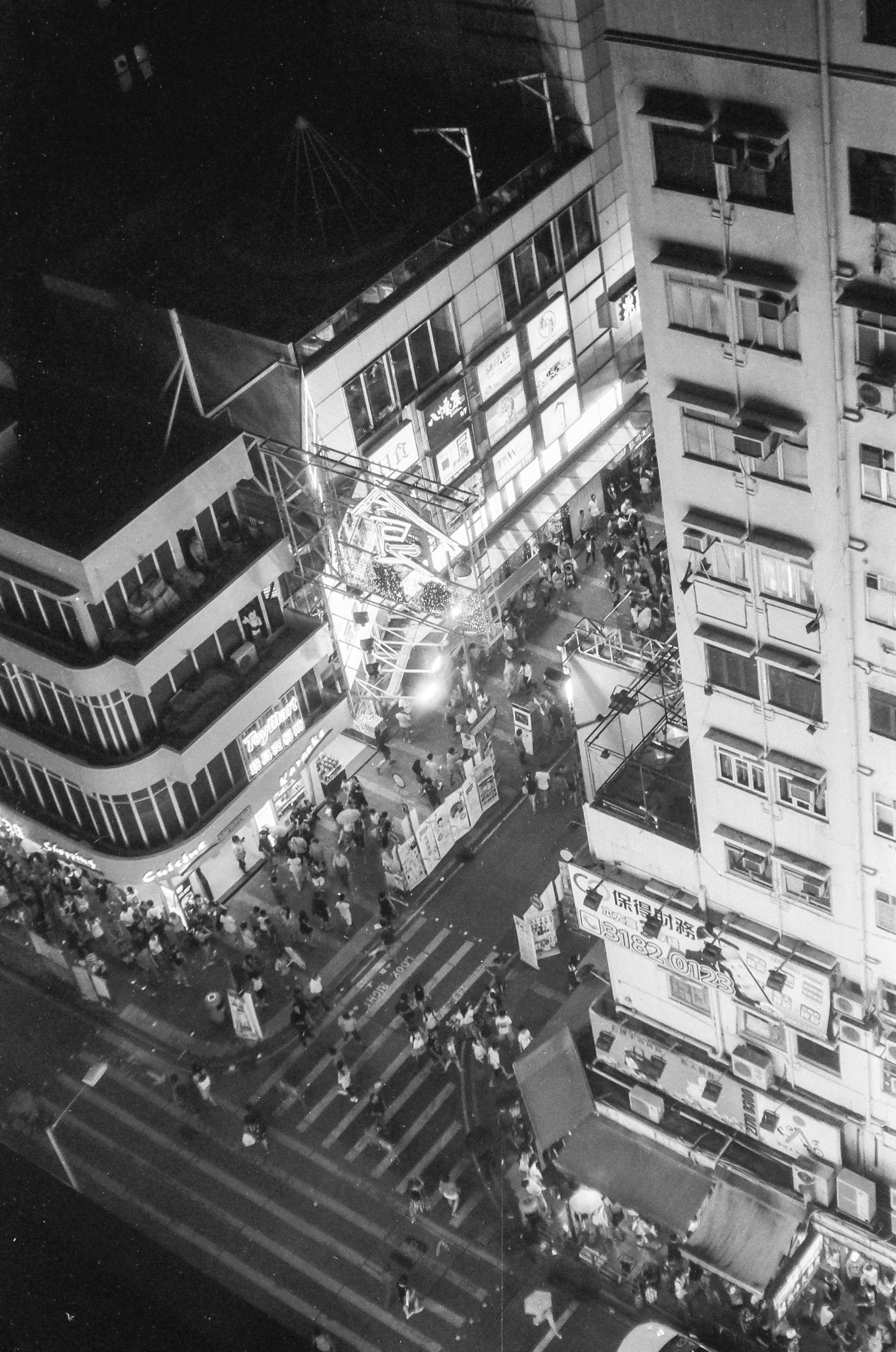 Free stock photo of analog, Analogue, Asian, black and white