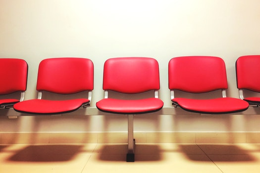 Free stock photo of waiting room, seats