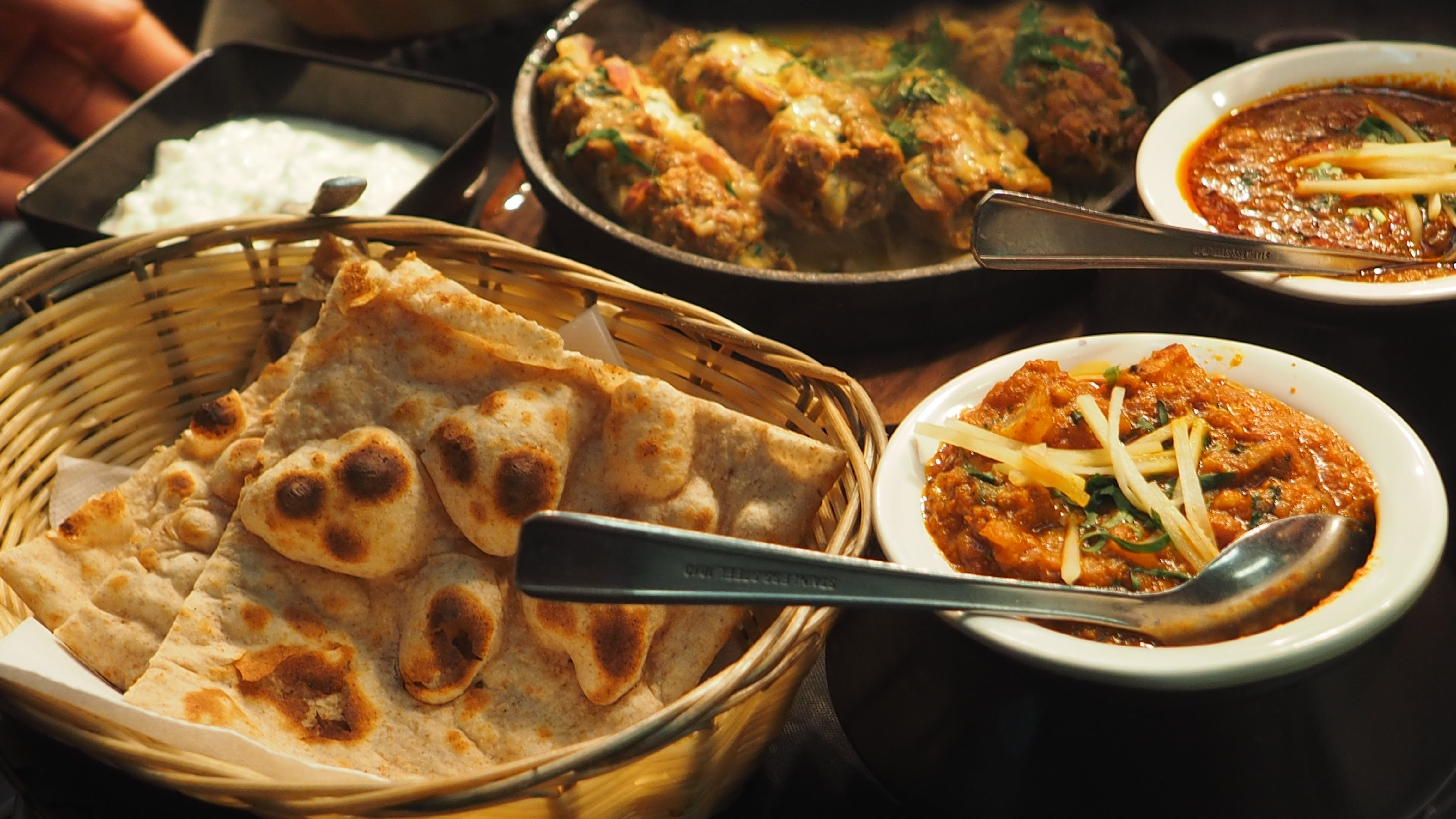 Free stock photo of delicious, indian cooking, indian cuisine, indian serving
