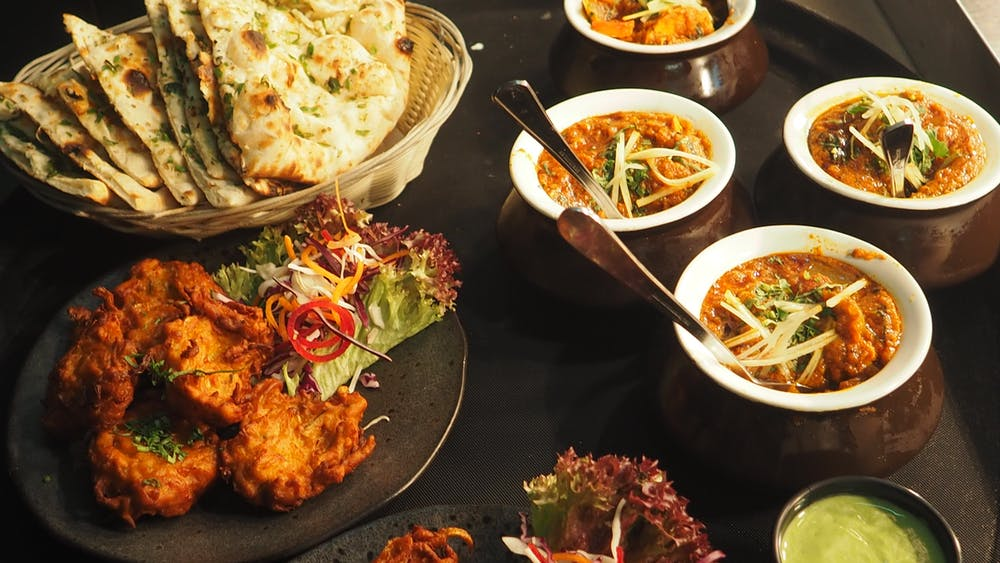 Indian Food @pexels