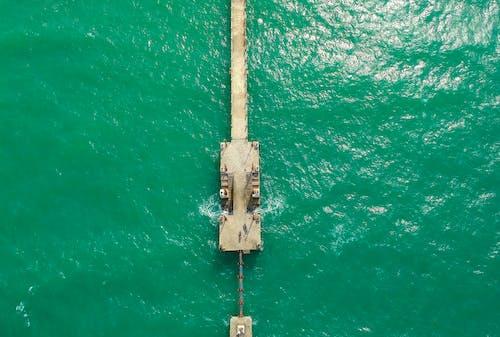 Foto d'estoc gratuïta de aigua, dia, embarcador, h2o
