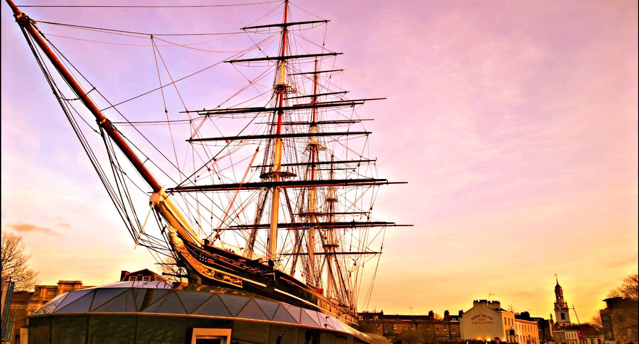 Free stock photo of boat, british, cutty sark, england