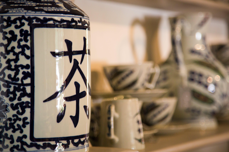 Foto d'estoc gratuïta de ceràmica, estil de vida, oriental
