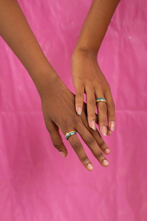 lgbt-h, 同性戀者, 彩虹的顏色 的 免費圖庫相片