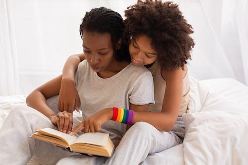 Immagine gratuita di afro-americano, coppia di lgbt, donne nere