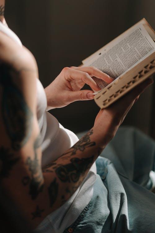 Gratis stockfoto met Bijbel, Christendom, detailopname