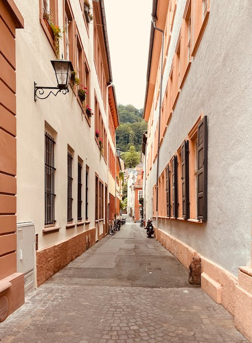 Free stock photo of alley, ancient, architecture