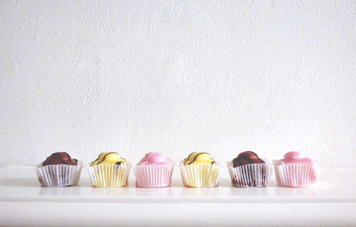 cupcakes, deliciós, dolços