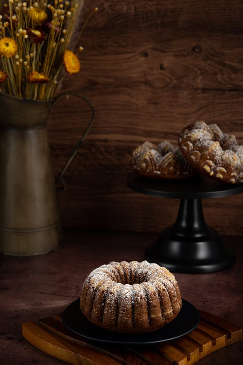 Free stock photo of bakery, candle, chocolate