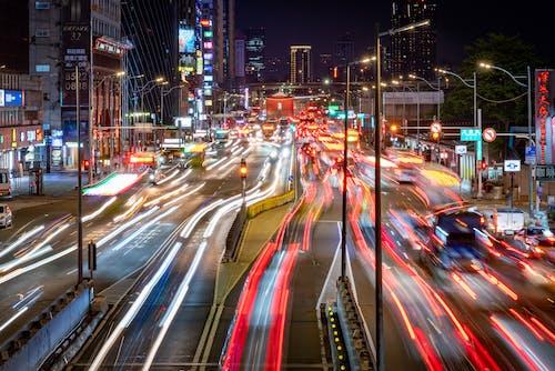 Immagine gratuita di auto, centro città, città