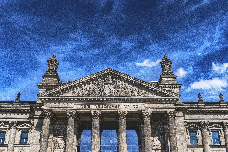 Dem Deutschen Volke Building