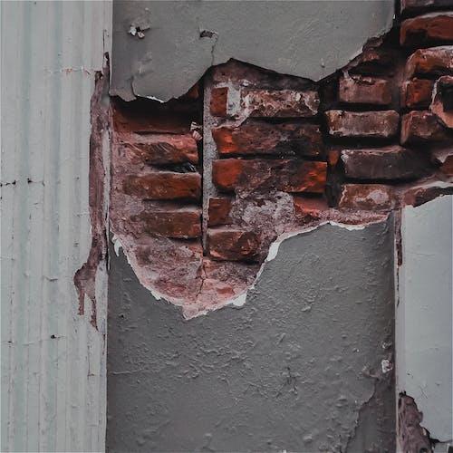 Imagine de stoc gratuită din cărămidă, clădire veche, textură de cărămidă, zid de cărămidă