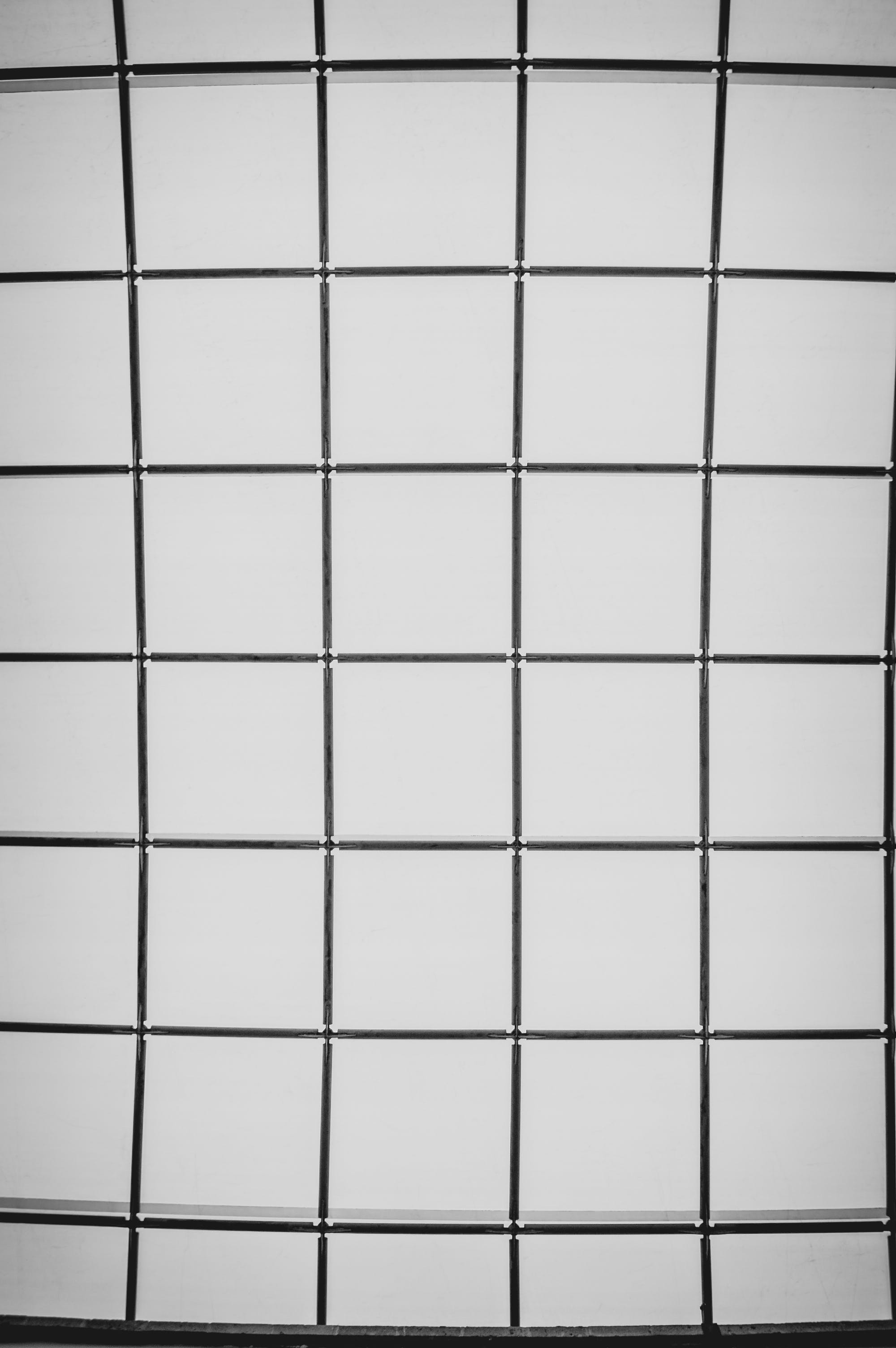 Free stock photo of black and white, black and-white, geometric pattern, pattern