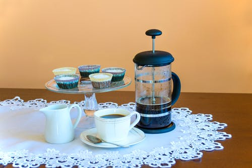 Free stock photo of afternoon coffee, coffee, coffee maker, culinary tastes