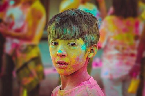 Imagine de stoc gratuită din băiat, colorat, copii, copil