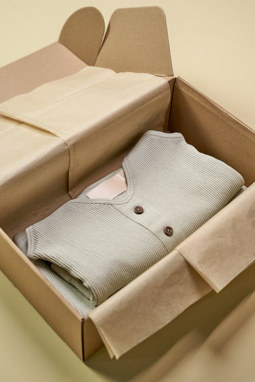 An Apparel in a Box for Packaging