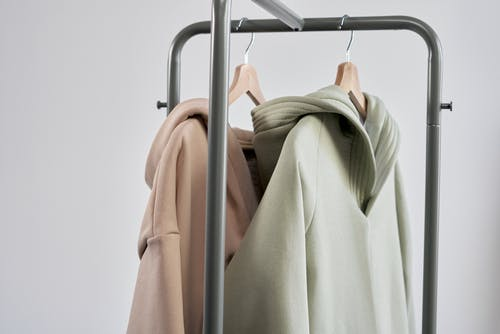 Free stock photo of casual wear, clothes rack, clothing