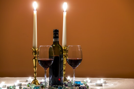 Free stock photo of alcohol, dinner, drink, luxury