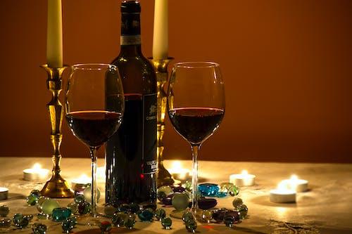 Gratis lagerfoto af aften, alkohol, flaske, humør