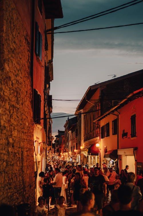 Foto profissional grátis de croácia, porec, rua