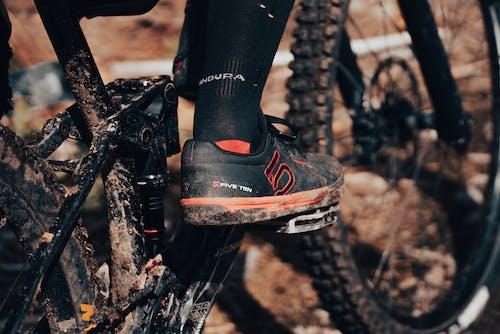 Immagine gratuita di adidas, adulto, bicicletta
