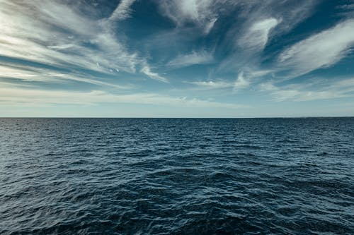 Immagine gratuita di acqua, cielo azzurro, mare