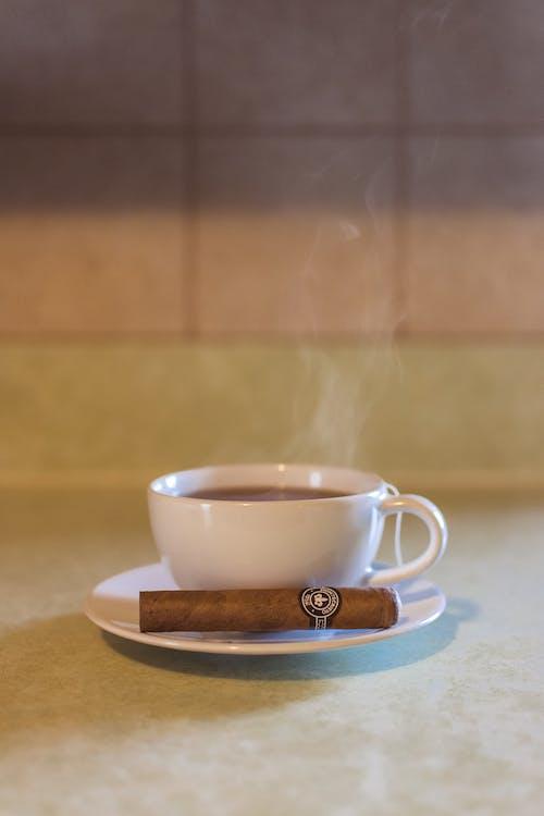 Free stock photo of bar cafe, cigar, coffee
