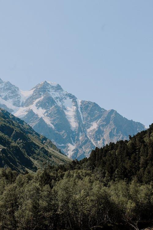 侵蚀, 天, 山丘 的 免费素材图片