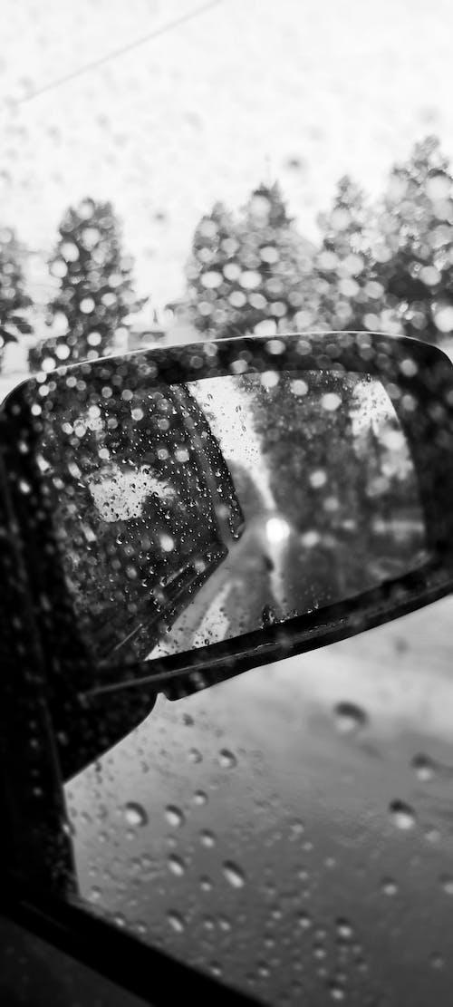 Immagine gratuita di automobile, dopo la pioggia, gocce di pioggia