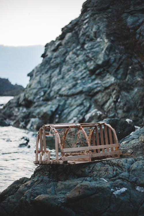Kostnadsfri bild av berg, hav, havsstrand