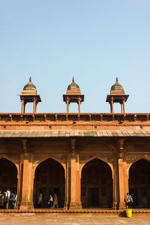 Free stock photo of akbar king, architectural building, buland complex