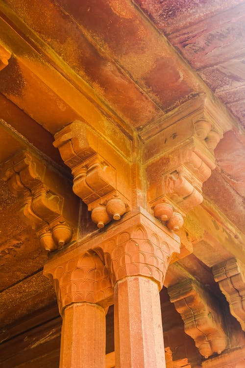 Free stock photo of historic architecture, historic building, india