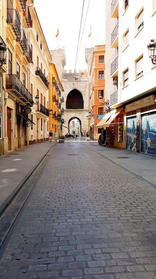 Ảnh lưu trữ miễn phí về băng qua đường, cổng, đường xá thành phố