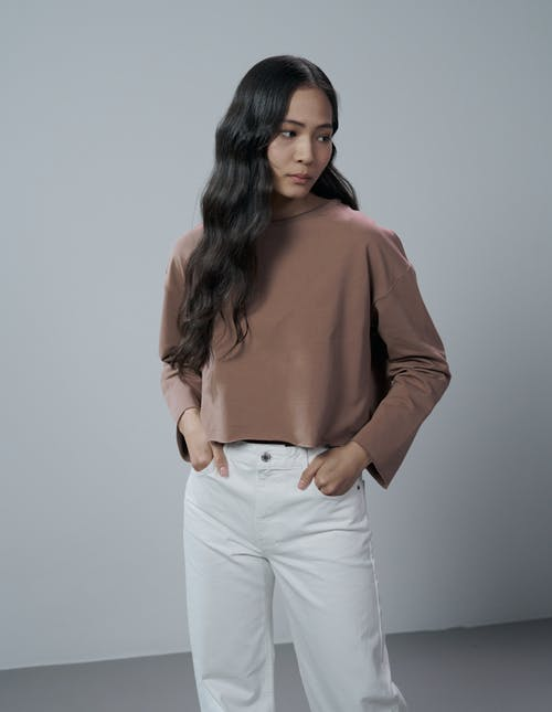 Free stock photo of casual wear, copyspace, fashion