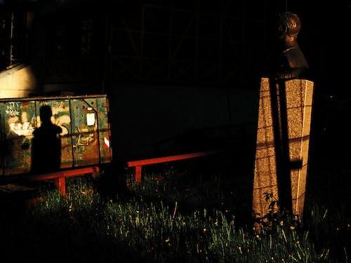 Δωρεάν στοκ φωτογραφιών με ελαφρύς, σκιές, σκοτάδι, τοπίο