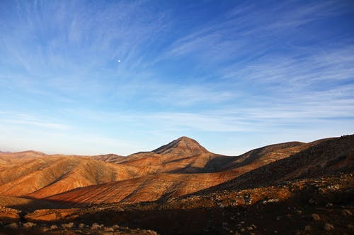 Immagine gratuita di cielo, montagne, natura, nuvole